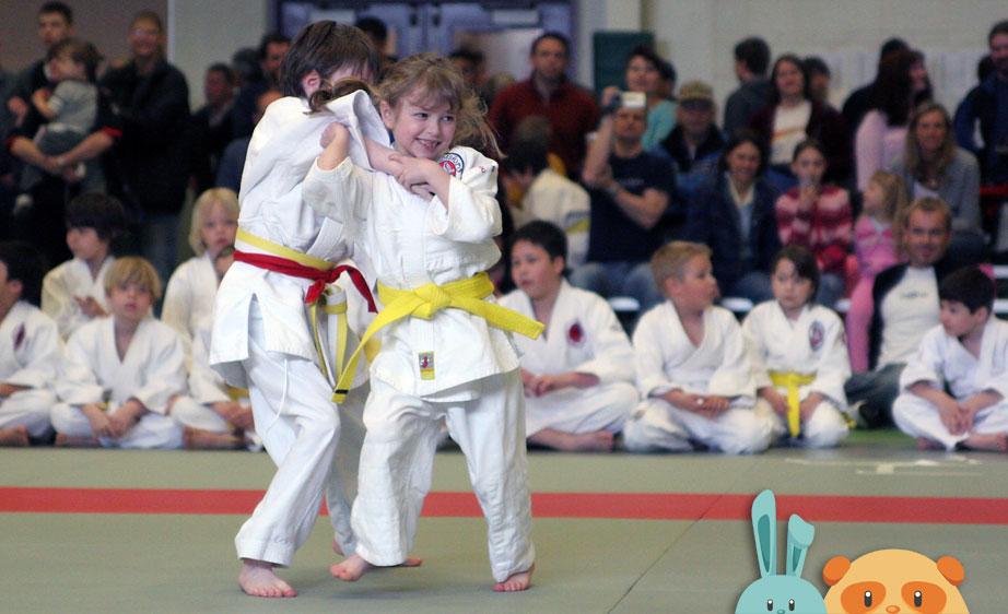 Judo BC Kids
